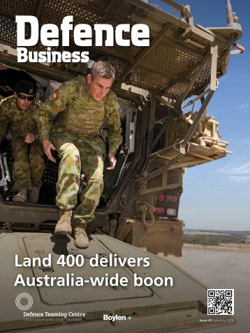 Defense Business May-July 2018 Issue