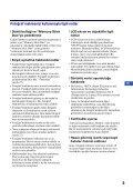 Sony DSC-S930 - DSC-S930 Consignes d'utilisation Turc - Page 5