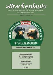 Brandl - Österreichischer Brackenverein