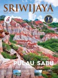 Sriwijaya Magazine Juli 2018
