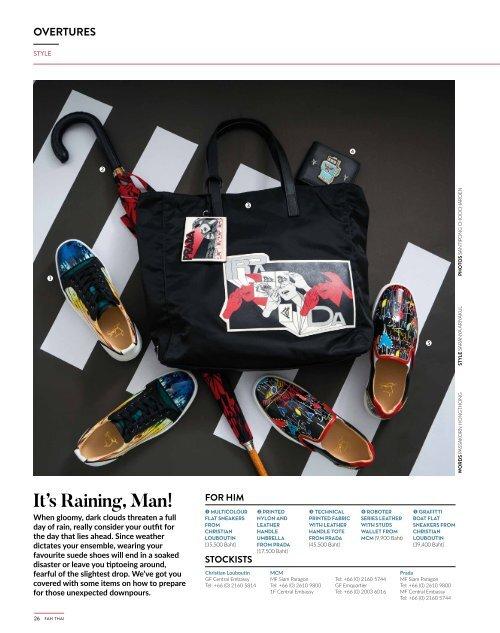 Fah Thai Magazine Jul-Aug 2018