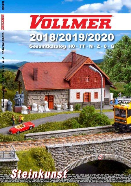 Vollmer Katalog 2018/2019/2020
