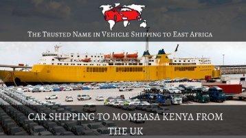 Car Shipping to Mombasa Kenya - Auto Kenya
