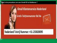 Wat is de procedure om een Gmail-ID te blokkeren
