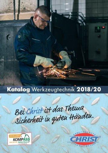 Christ Arbeitsschutz Werkzeugkatalog 2018/20