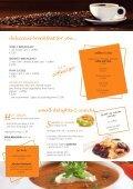 English Menu - Seite 2