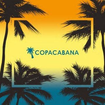 Copacabana Catalog SCHWEIZ SS19