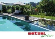 Wetzel Imagebroschüre 2018
