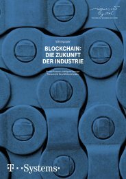Whitepaper Blockchain in der Industrie