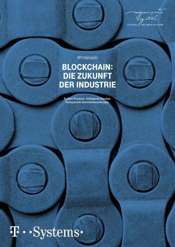 Whitepaper Blockchain in der Industrie