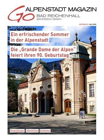 GO Reichenhall Juli 2018