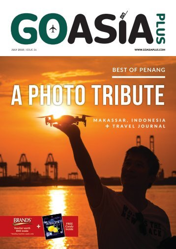GOASIAPLUS July 2018 Issue