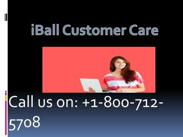 iball customer care