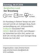 DAV Düsseldorf Wanderplan - Seite 5