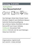 DAV Düsseldorf Wanderplan - Seite 6