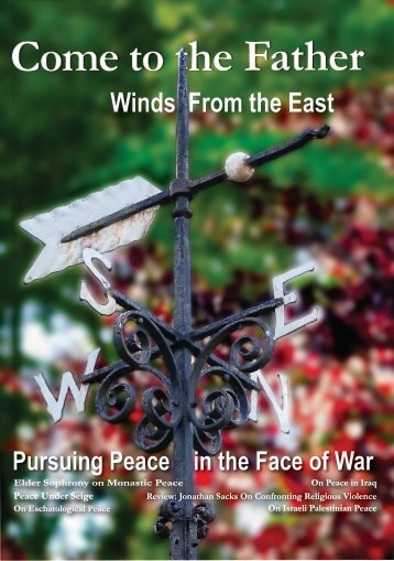 Peace in the Face of War