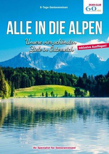 Alle in die Alpen