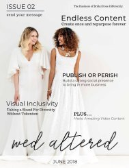Wed Altered Issue 2 - June 2018