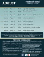 West Palm Beach August 2018 Happenings - Page 4