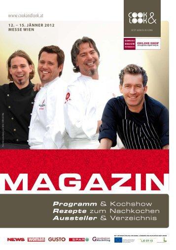 Cook&Look Magazin 2012_21122011.indd - Cook & Look