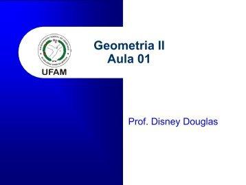 Aula de Geometria II_01