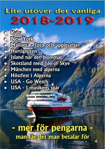 Resor Katalog 2018 Ver 1