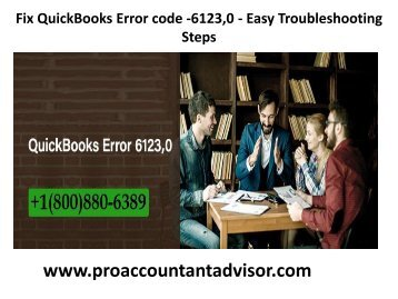 How to recover from QuickBooks Error Code 6129 0