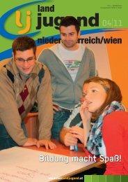 Bildung macht Spaß! - Landjugend Niederösterreich