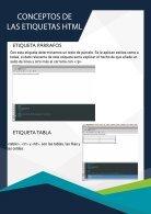 ETIQUETAS HTML - Page 3