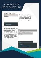 ETIQUETAS HTML - Page 4