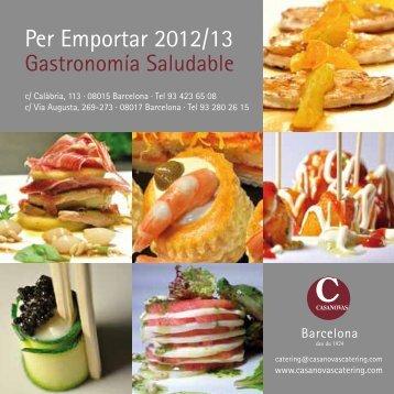 Casanovas llibret GUIA 2014_b - Catering per grups
