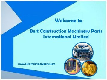 Get Excavator Pin and Bushing Online