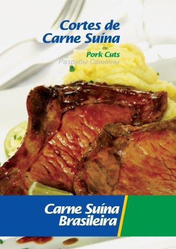 Cortes de Carne Suína - BrazilianPork.com