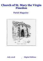 St Mary's July 2018 Parish Magazine
