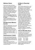St Mary's July 2018 Parish Magazine - Page 6