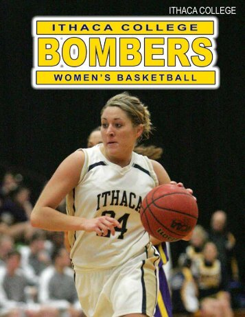 ITHACA BOMBERS WOMEN'S BASKETBALL All-Time Results