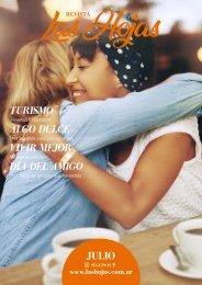 Revista Las Hojas | Edición Julio 2018