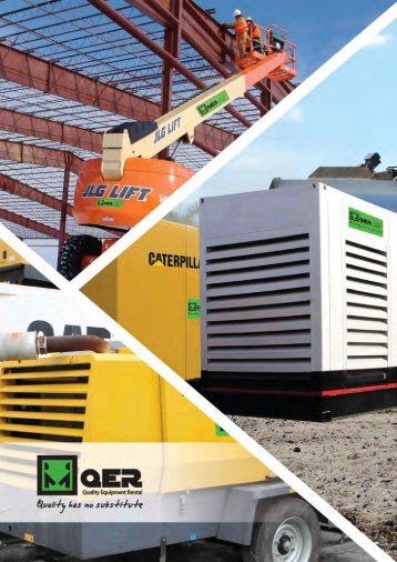 Hire diesel generators, Tower lights, Air compressors and Aerial platforms in UAE