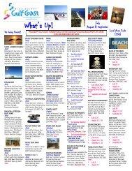 What's Up! - Mississippi Gulf Coast Vacation Rentals - Biloxi Condo ...