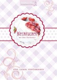 Landhaus-Team: Blechkuchen