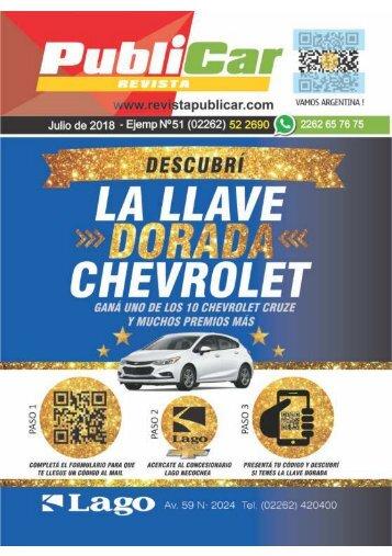 Publicar Revista Julio
