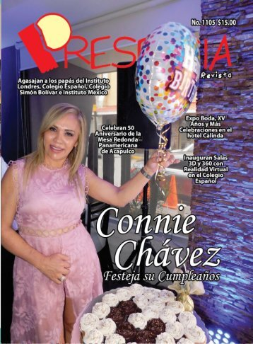 Revista Presencia Acapulco 1105