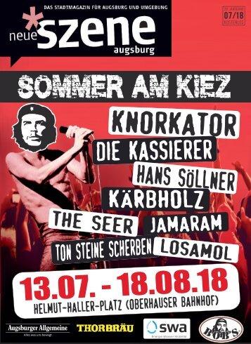 Neue Szene Augsburg 2018-07