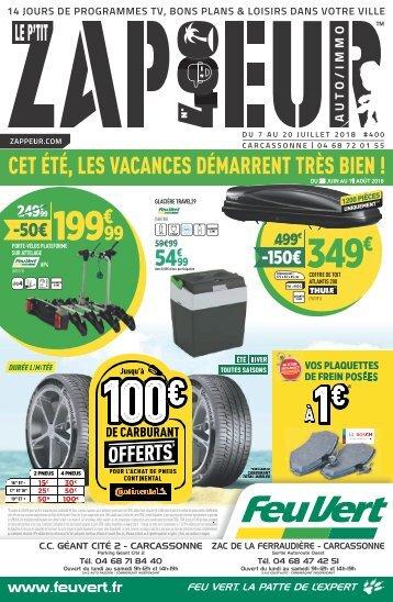 Le P'tit Zappeur - Carcassonne #400