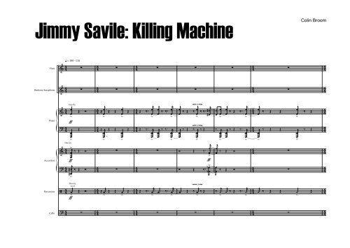 Jimmy Savile - Killing Machine (2002)