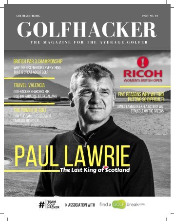Golfhacker: Issue 12