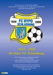 FC Festschrift 60 Jahre:Inserate + Fotos_Herbst 05 - FC Schladming