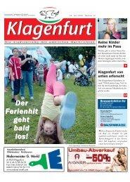 IHR Spezialist für Klagenfurt · Eiskellerstraße 5
