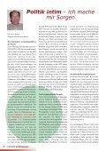 Politik intim – so funktioniert Unteracher Gemeindepolitik Die ... - Seite 4