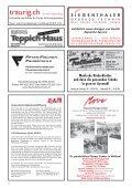 Ausgabe 5, Juli 2010 - Quartier-Anzeiger Archiv - Quartier-Anzeiger ... - Seite 6